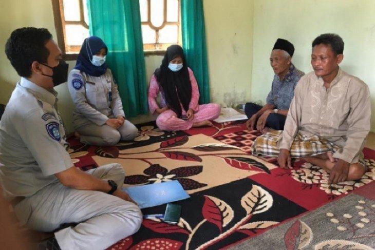 Jasa Raharja santuni 8 korban meninggal akibat tabrakan pada musim Lebaran di Jambi