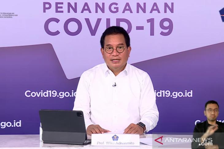 Pemerintah tingkatkan tes COVID-19 antisipasi terjadi lonjakan usai Lebaran