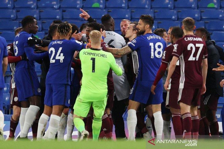 Chelsea dan Leicester terancam dihukum oleh FA, ini penyebabnya