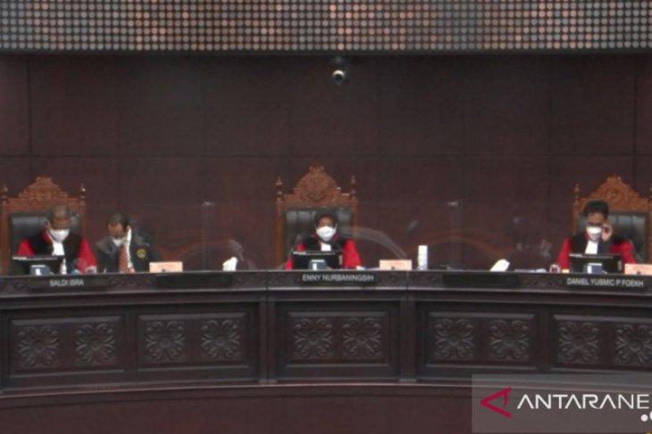 MK perintahkan KPU Labuhanbatu tunda tahapan hingga ada putusan berkekuatan hukum