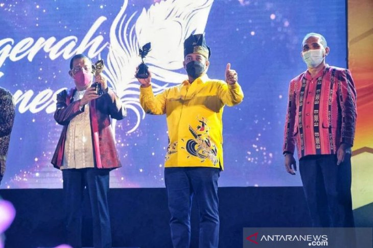 Riau Raih enam Penghargaan Anugerah Pariwisata Indonesia
