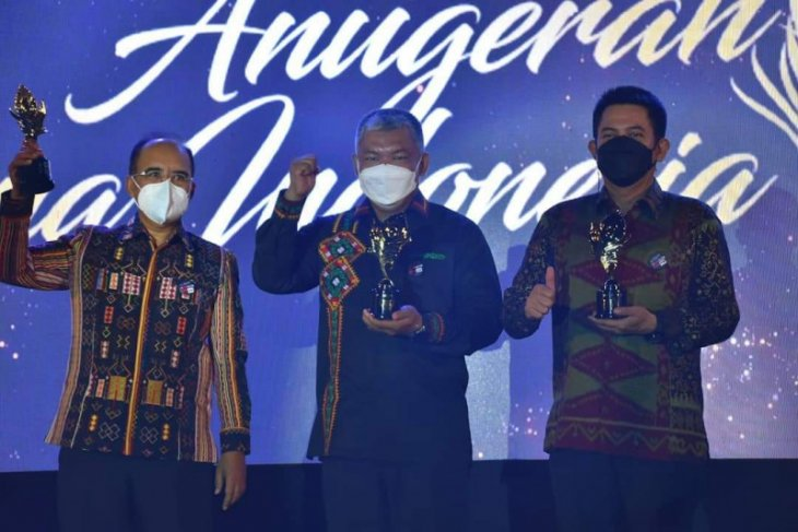 Aceh Tengah raih juara dua destinasi belanja terpopuler API Award 2020