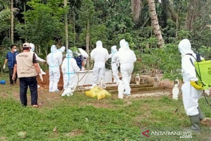Kasus kematian akibat COVID-19 di Belitung bertambah satu total 48 kasus