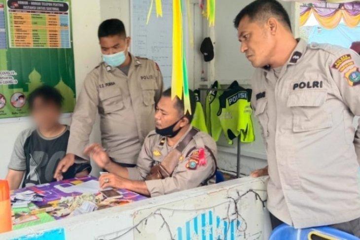 Pemilik warung di Simalungun ringkus dua pemuda pengedar uang palsu