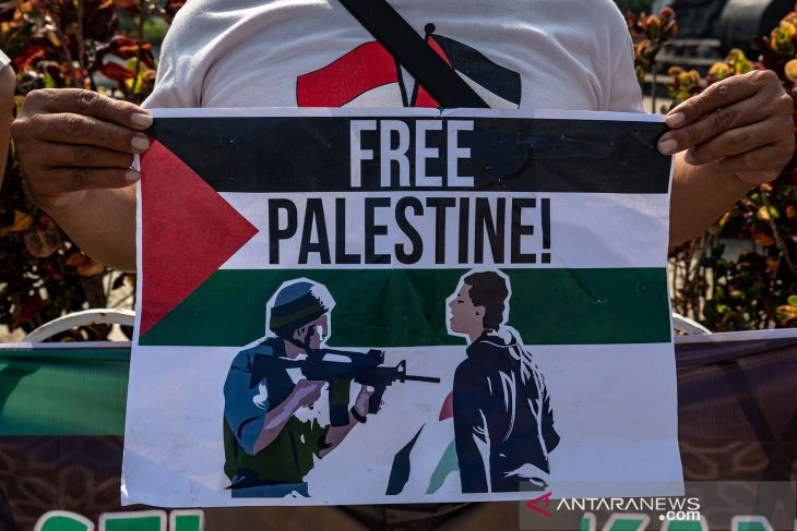 Palestinians' lives matter to Indonesia, world's peace-loving nations