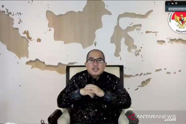 Embassy holds webinar on forging national spirit amid pandemic