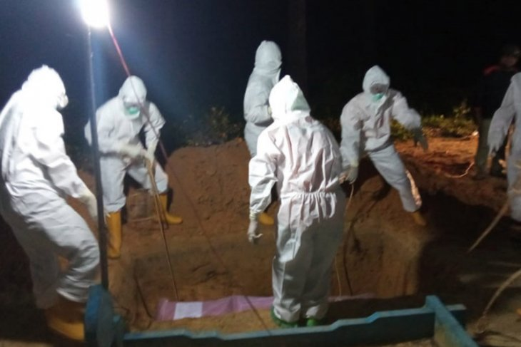 26 warga di Langsa meninggal akibat COVID-19