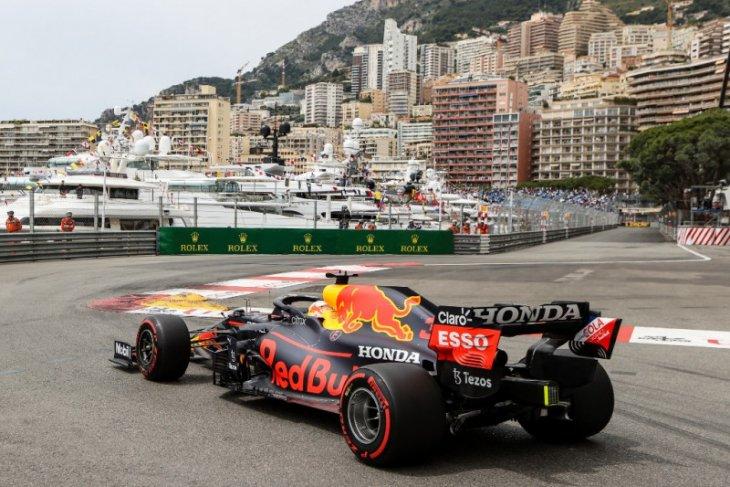 Ferrari masih gesit di Monako, Verstappen tercepat di FP3,