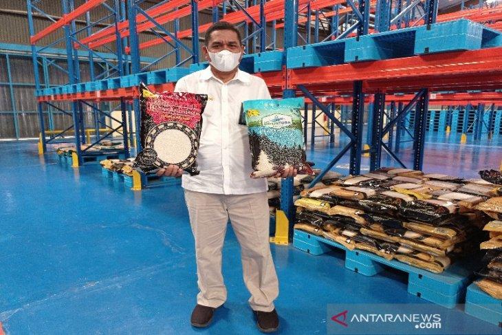 Bulog Sumut luncurkan beras premium produk lokal