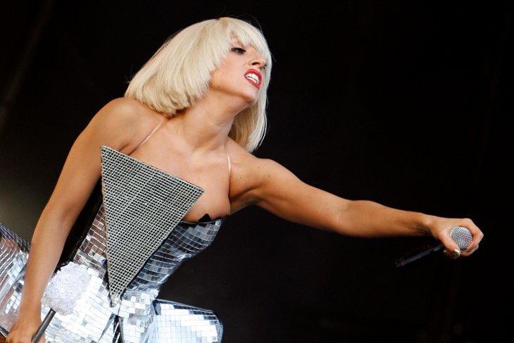 Lady Gaga ungkap gangguan jiwa akibat diperkosa di masa lampau
