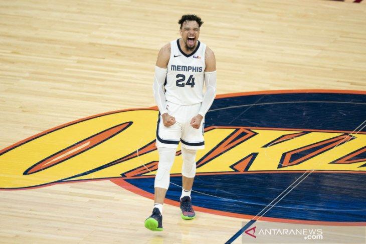 Grizzlies taklukkan unggulan teratas Jazz
