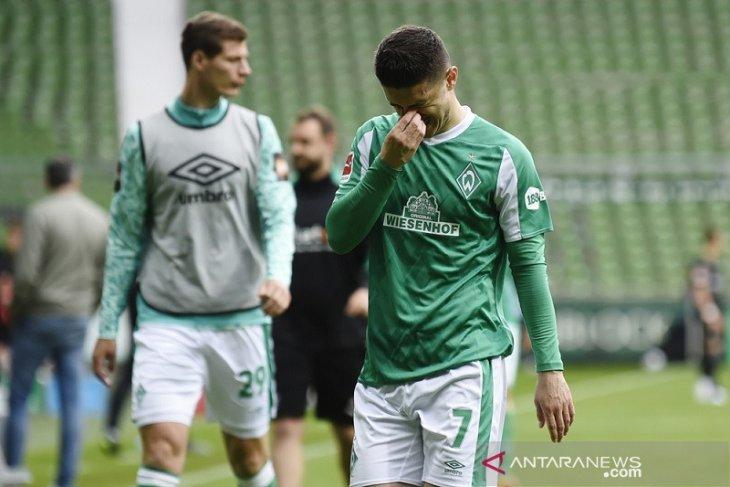 Hasil rangkaian laga pekan pemungkas Liga Jerman