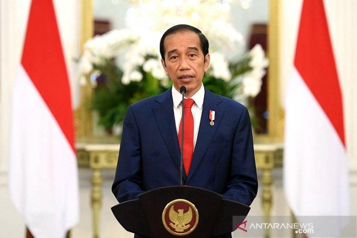 Balad Jokowi: Presiden konsisten dukung Palestina