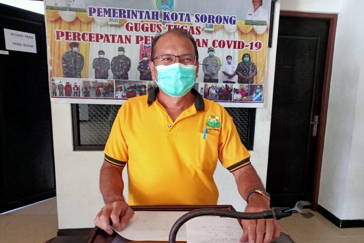 Kasus COVID-19 Kota Sorong bertambah jadi 3.184 pasien