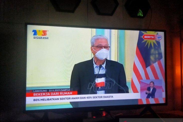Malaysia membatasi operasi perniagaan hingga jam 20.00
