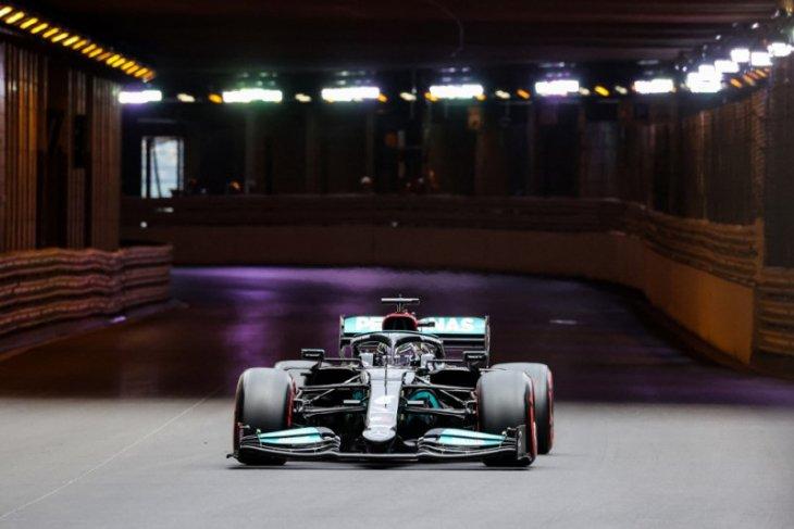 Hamilton bicara peluang di GP Monako setelah start dari P7