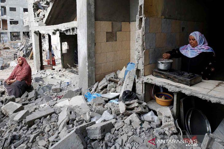 Palestina ungkap 277 warga sipil tewas, 8.500 luka-luka akibat agresi militer Israel