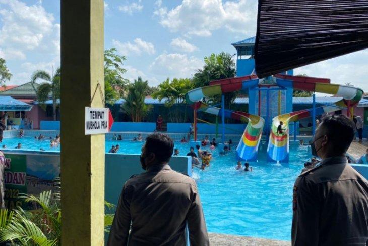 Dua kolam renang di Deliserdang ditutup karena langgar prokes