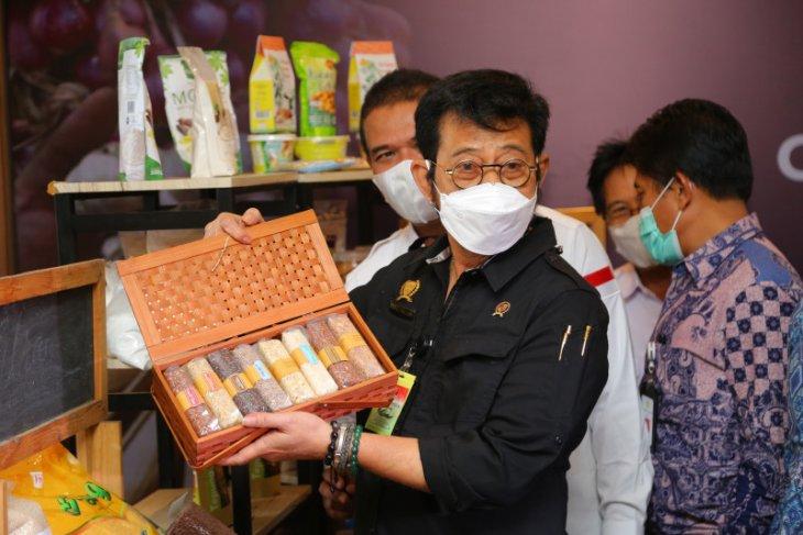 Pemerintah lakukan gerakan pangan lokal masuk perhotelan