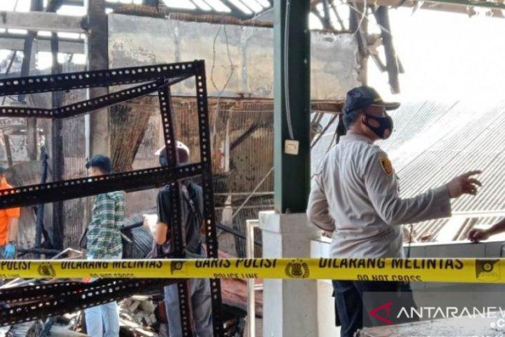 Tim Forensik Polda Bali siap periksa kebakaran pasar di Jembrana