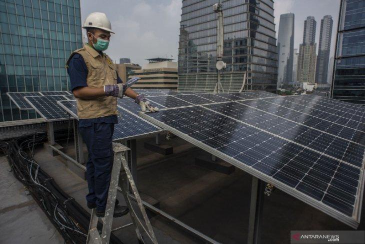 Pemerintah diminta dukung pemanfaatan energi surya