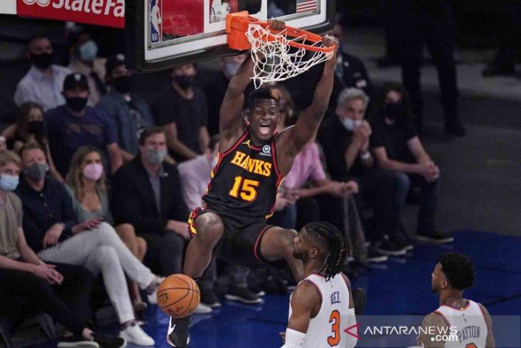 Atlanta Hawks petik kemenangan atas New York Knicks