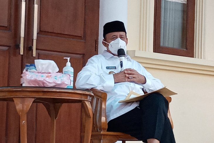 Gubernur Banten mengaku akan berhati-hati salurkan hibah