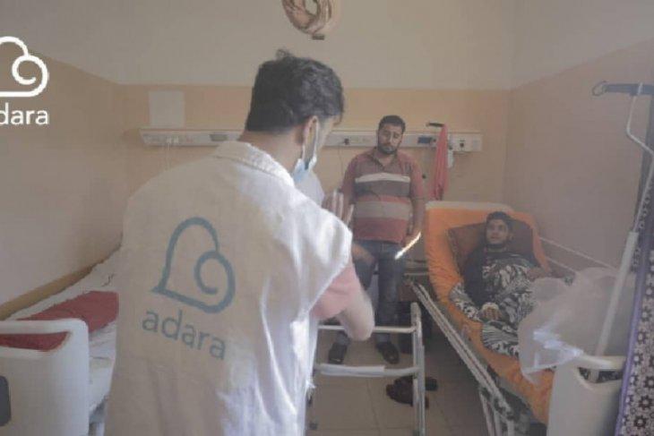 Adara pastikan secepatnya bantuan kemanusiaan sampai ke Palestina