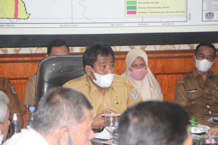 Wali Kota Binjai evaluasi realisasi pajak daerah