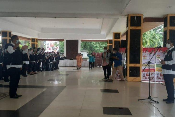 Wali Kota Richard paparkan capaian pembangunan empat tahun Kota Ambon
