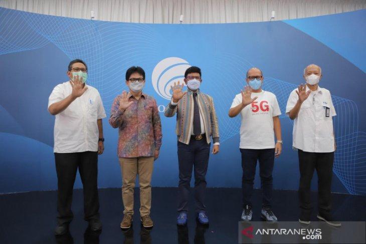 Telkomsel resmi menjadi operator seluler pertama yang menggelar jaringan 5G di Indonesia