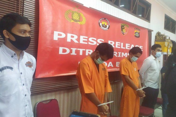 Polda Bali bekuk pelaku penipuan online mulai 2019
