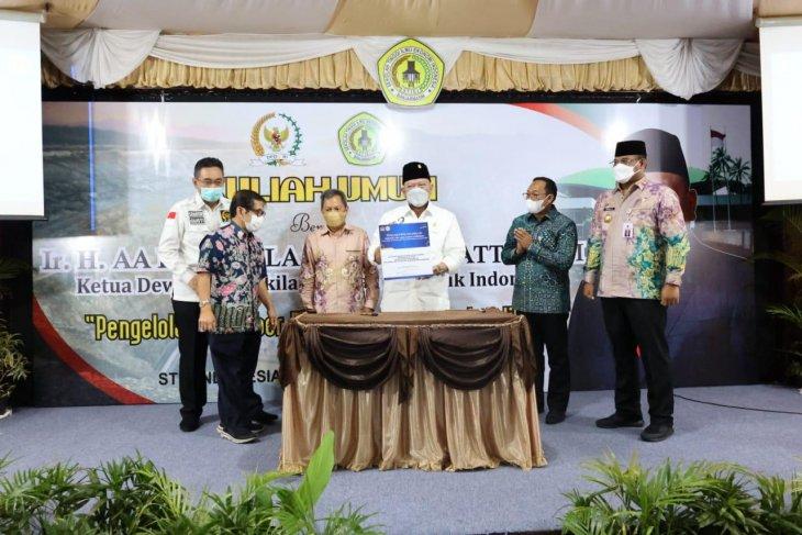 LaNyalla canangkan Merdeka Belajar Kampus Merdeka  di STIE Banjarmasin