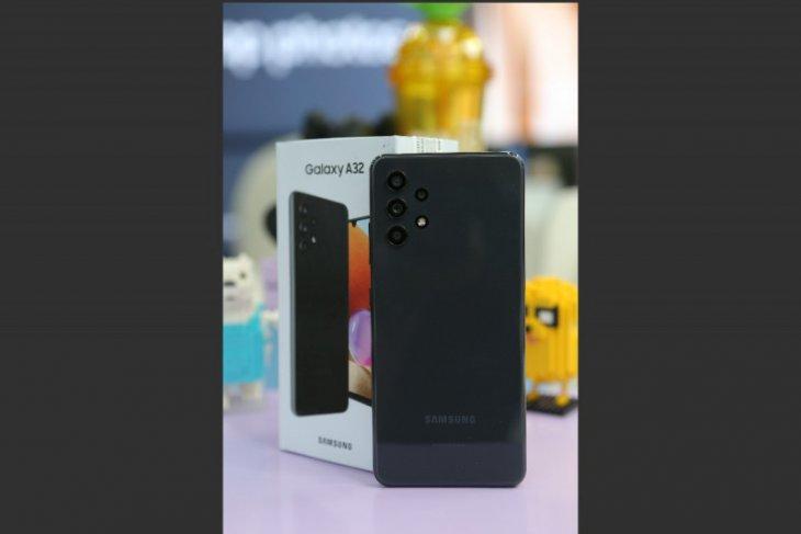 Galaxy A32 5G tersedia dengan memori dan baterai berkapasitas besar
