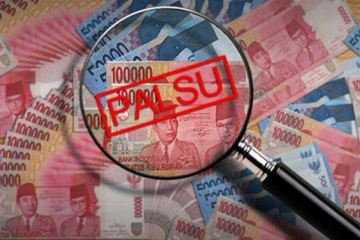 Polisi ungkap peredaran uang palsu di  Medan