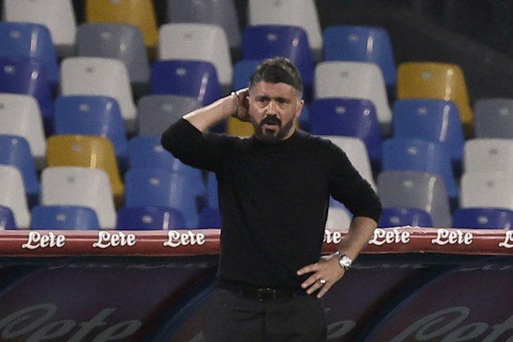 Dipecat Napoli, Gattuso langsung dapat pekerjaan di Fiorentina
