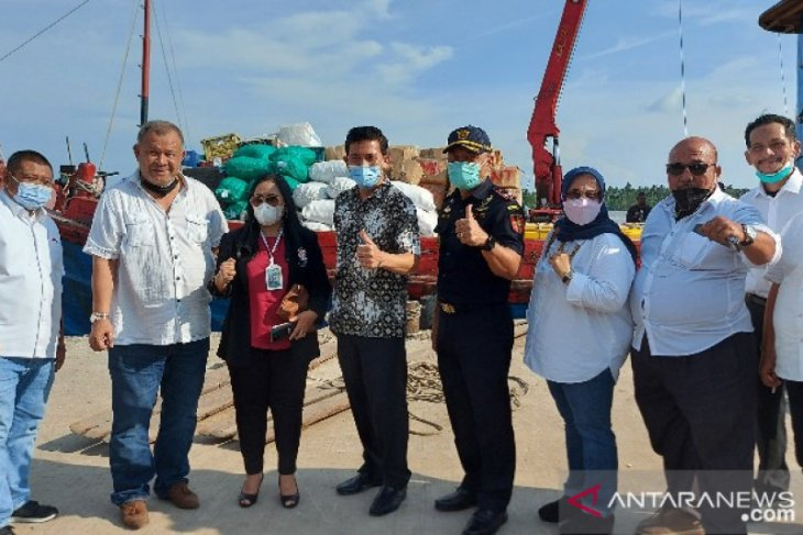 BC-ALFI-Asosiasi UMKM Sumut bersinergi tingkatkan ekspor barang dari Teluk Nibung