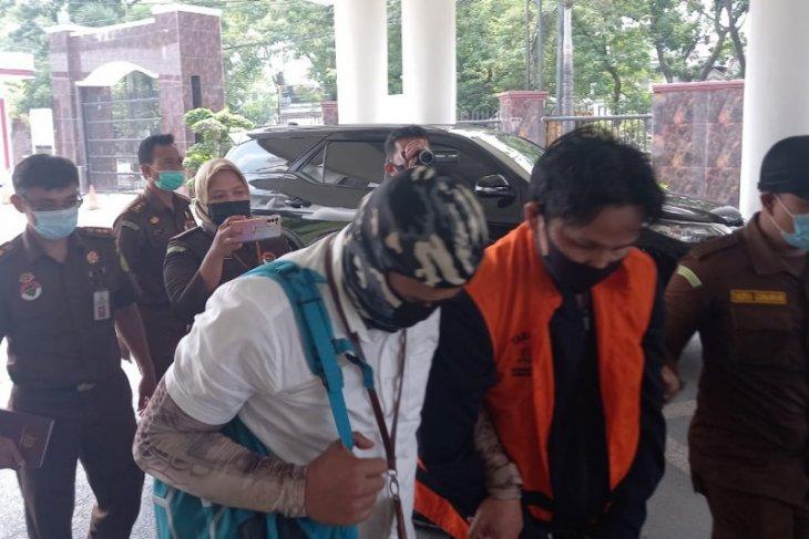 Kejati Sumut tangkap buronan kasus korupsi Rp10 miliar di BRI Kabanjahe