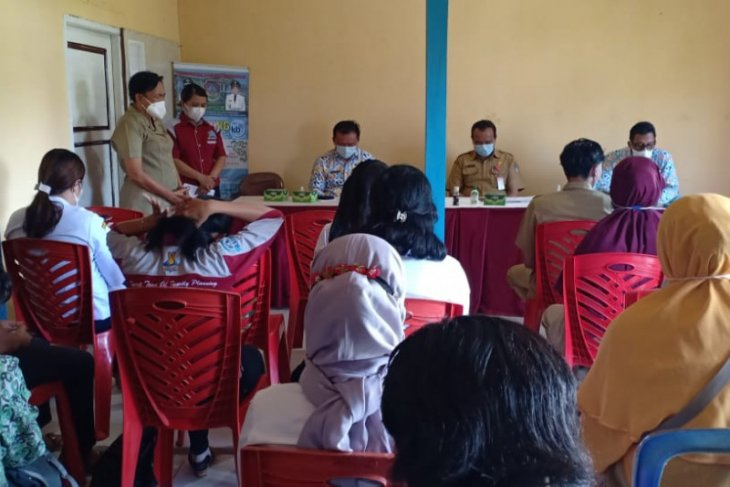 BKKBN Kalbar sambangi kabupaten/kota yang rendah capaian PK21