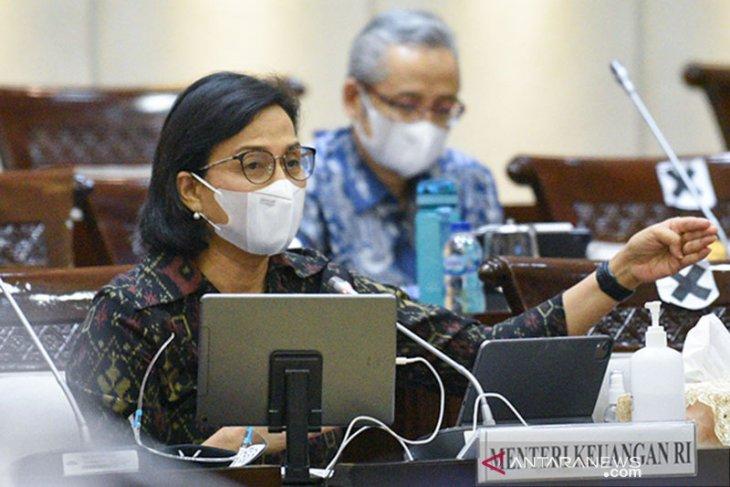 Sri Mulyani sebut reformasi perpajakan bertujuan turunkan