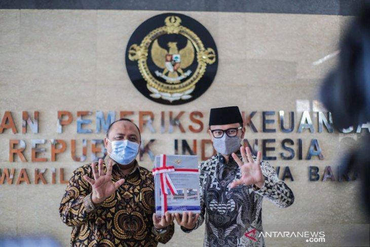 WTP ke-5 diraih Kota Bogor
