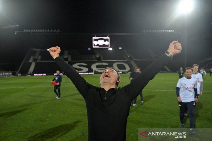 Galtier tanggalkan kursi pelatih Lille setelah  juarai Liga Prancis
