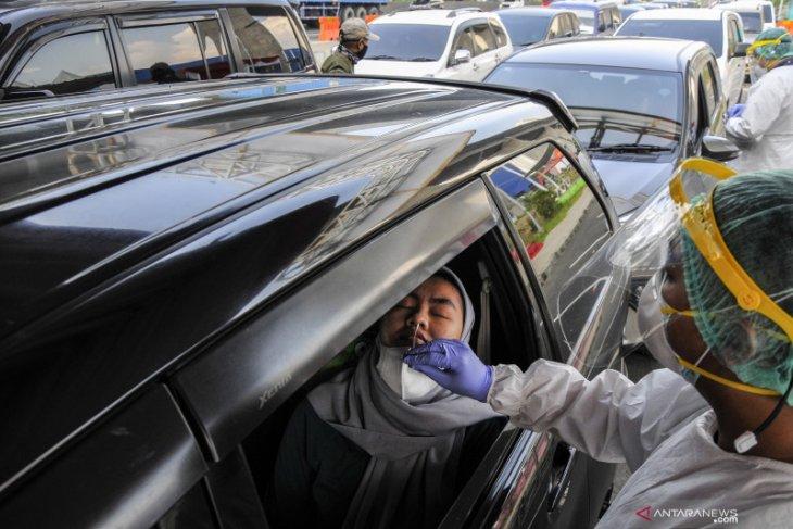Polda Metro Jaya temukan empat orang hendak ke Soetta terindikasi COVID-19