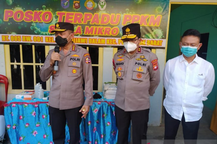 Kabaharkam Polri: PPKM Mikro akan diberlakukan di seluruh Indonesia