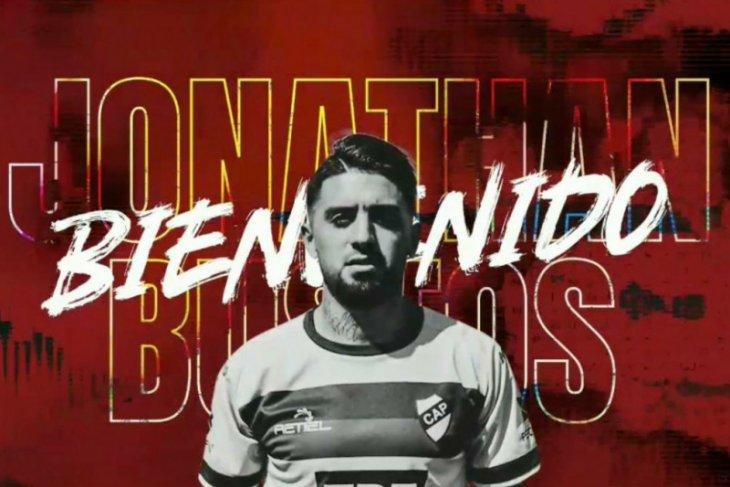 Borneo FC rekrut pemain asal Argentina Jonathan Bustos