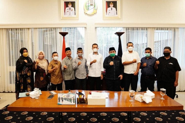 Musa Rajekshah ajak alumni UISU berkontribusi untuk almamater