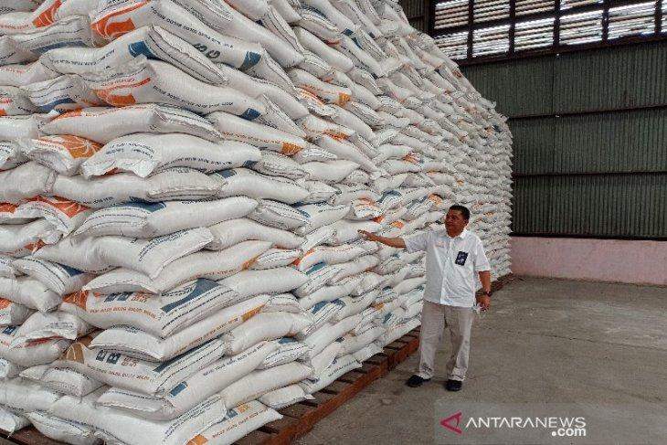 Bulog Sumut jamin persediaan beras cadangan pemerintah