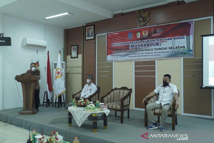 Muskablub Perbakin HSS untuk sukseskan Porprov 2022
