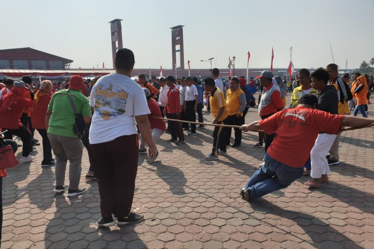 Menparekraf dijadwalkan hadiri triathlon di Palembang