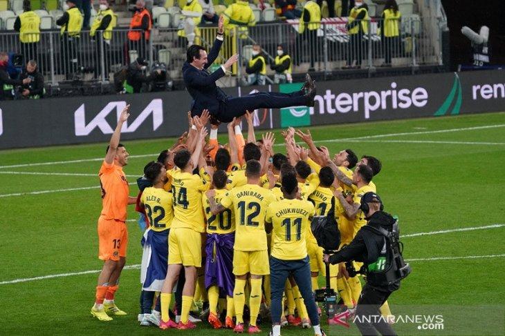 Liga Europa memang liga milik Unai Emery